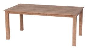 Reinigung Teak Holz