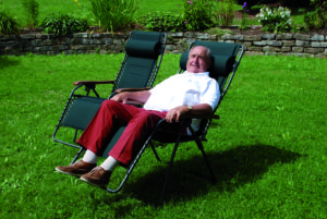 Was bedeutet Antigravity Stuhl oder Zero Gravity Stuhl?